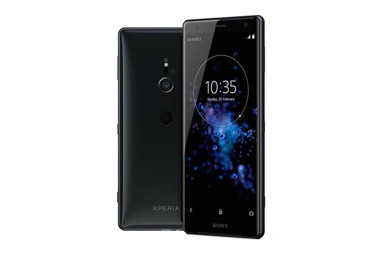 Sony Xperia XZ2 Dual SIM (6GB RAM, 64GB, Liquid Black)