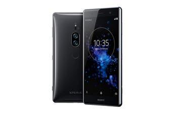 Sony Xperia XZ2 Premium (64GB, Chrome Black)