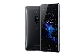 Sony Xperia XZ2 Premium Dual SIM (64GB, Chrome Black)
