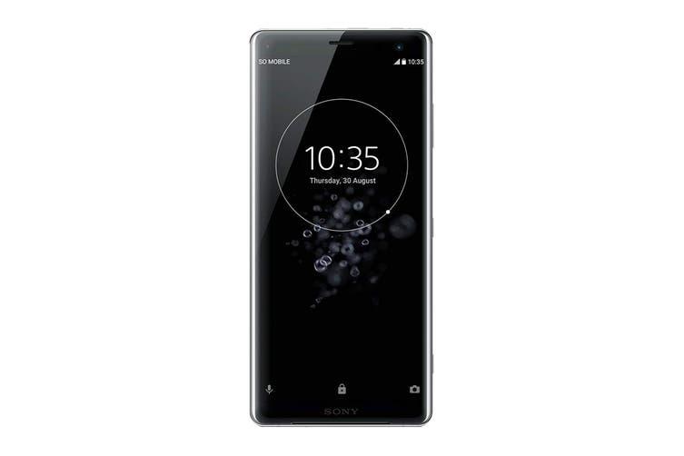 Sony Xperia XZ3 Dual Sim H9436 (4GB RAM, 64GB, White Silver)