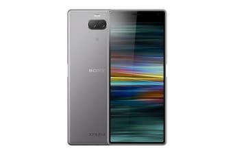 Sony Xperia 10 Plus Dual SIM (64GB, Silver)