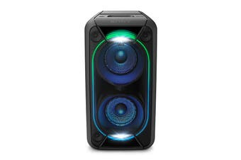 Sony Extra Bass Hifi System with Battery - Black (GTKXB90B)