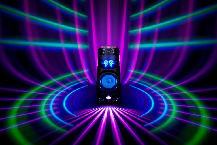 Sony 3-Way Party Speaker with 360⁰ sound (MHCV73D)