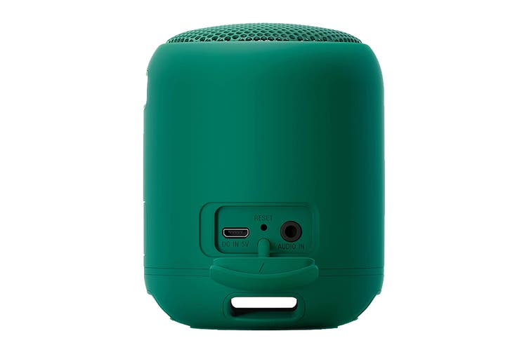 Sony EXTRA BASS Bluetooth Portable Speaker- Green (XB12)