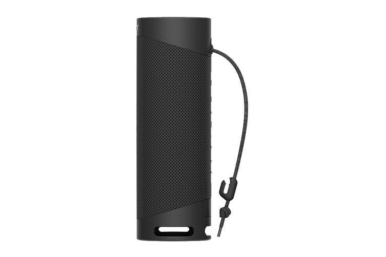 Sony EXTRA BASS Bluetooth Portable Speaker- Black (XB23)