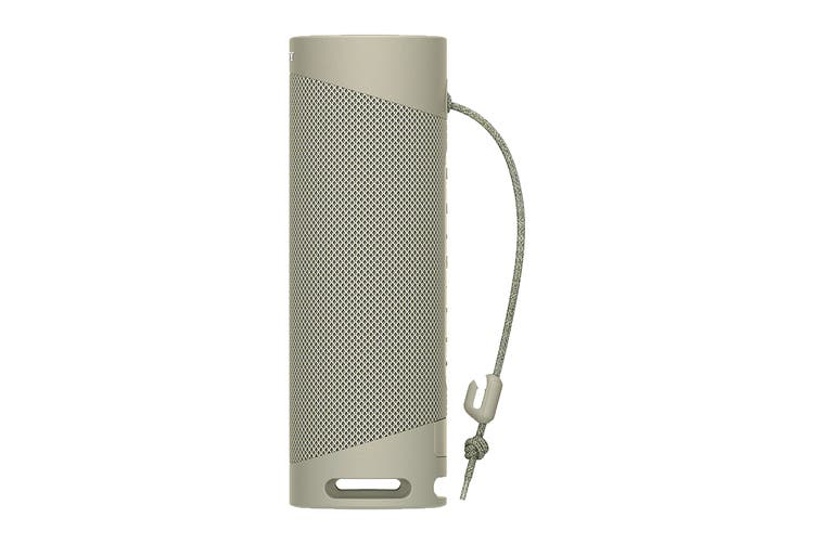 Sony EXTRA BASS Bluetooth Portable Speaker - Taupe (XB23)
