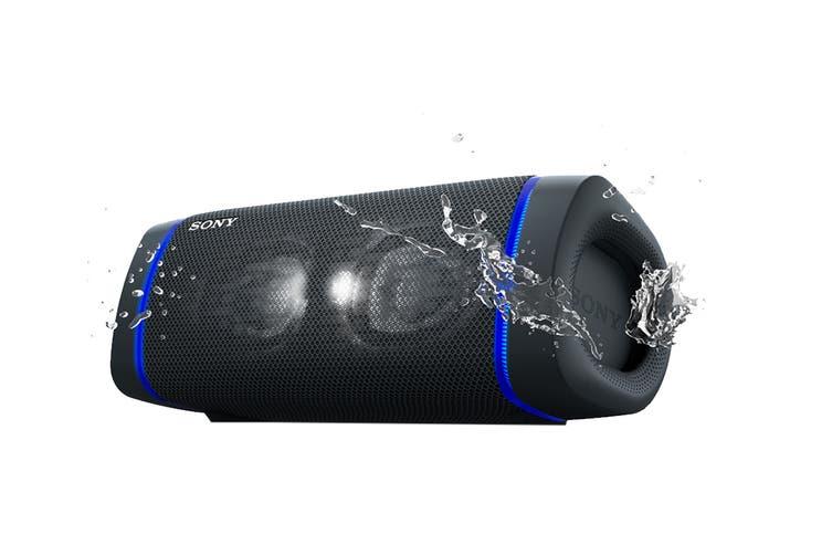 Sony EXTRA BASS Bluetooth Portable Speaker - Black (XB33)