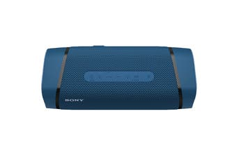 Sony EXTRA BASS Bluetooth Portable Speaker - Blue (XB33)