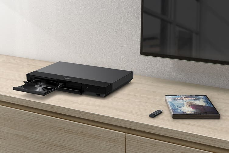Sony Compact 4K Ultra HD Blu-ray Player (UBPX700)