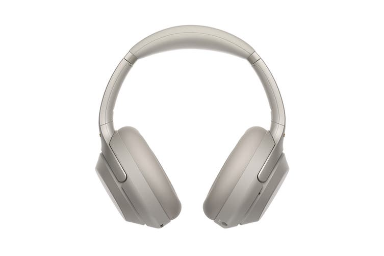 Sony Wireless Noise Cancelling Headphones - Silver (WH-1000XM3)