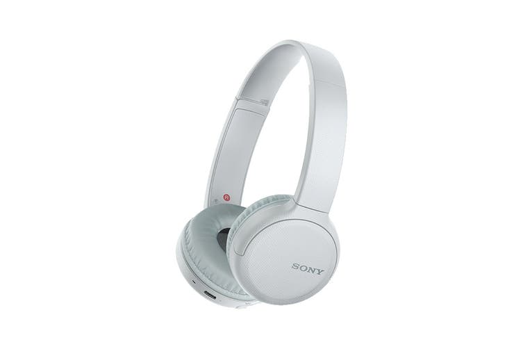 Sony Wireless Headphones White (WH-CH510)