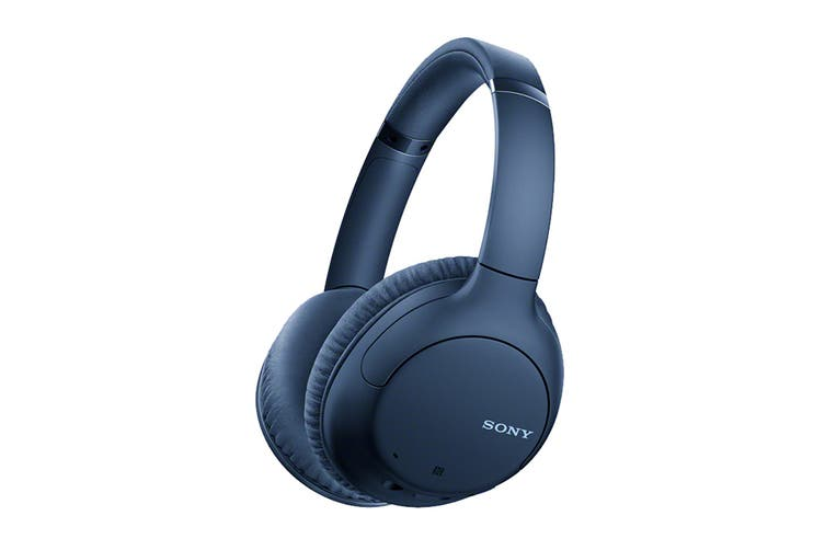 Sony WHCH710NL Wireless Noise Cancelling Headphones (Blue)