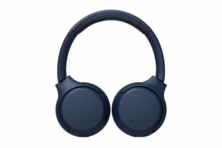 Sony Extra Bass Headphones - Blue (WHXB700L)