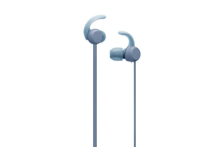 Sony WISP510L Wireless In-Ear Sports Headphones (Blue)