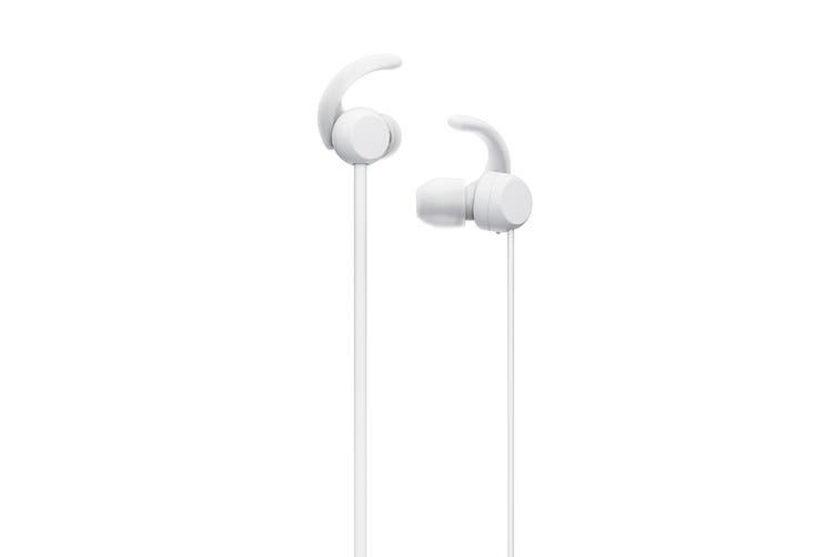 Sony WISP510W Wireless In-Ear Sports Headphones (White)