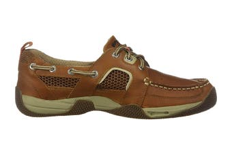 Sperry Men's Sea Kite Sport Moc Shoe (Sudan Tan)