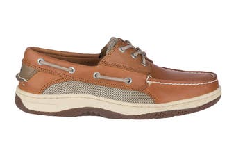 Sperry Men's Billfish 3-Eye Shoe (Dark Tan, Size 14 US)