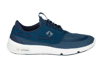 Sperry Men's 7 Seas 3-Eye Shoe (Navy)