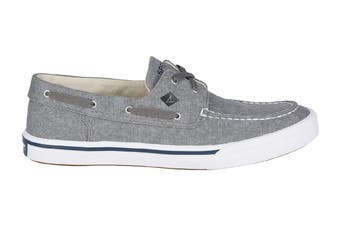Sperry Men's Bahama II Boat Shoe (Grey, Size 9 US)