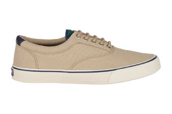 Sperry Men's Striper II Canvas Shoe (Khaki)