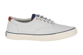 Sperry Men's Striper II Canvas Shoe (Grey)