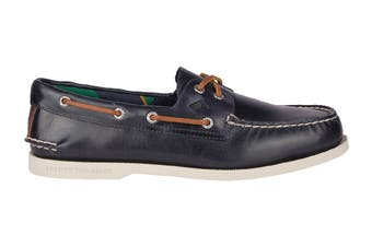 Sperry Men's A/O Plush 2-Eye Shoe (Navy)