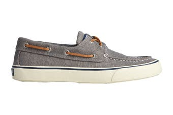 Sperry Men's Bahama II Distressed Shoe (Dark Grey, Size 11 US)