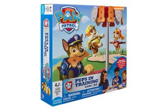 Paw Patrol Pups In Training