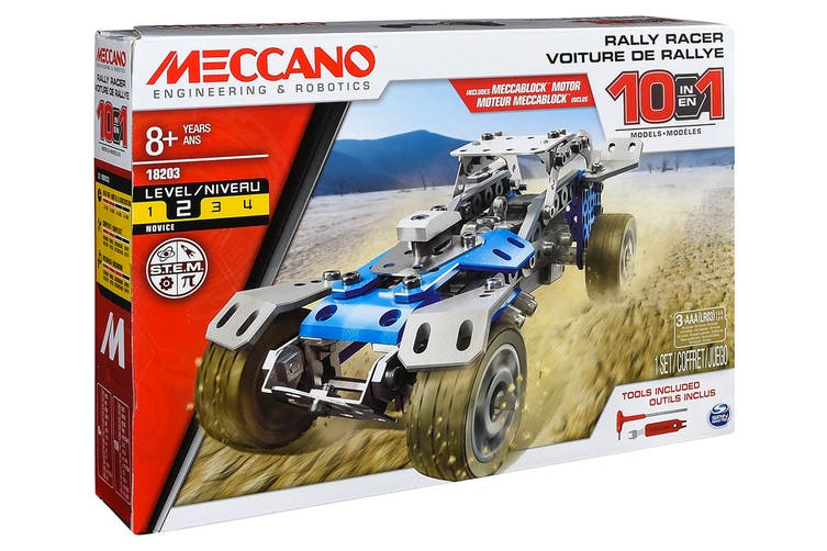 Meccano 10 Model Motorized Truck