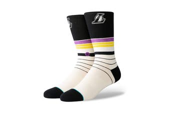Stance Men's Lakers Baseline Sock (Multi)