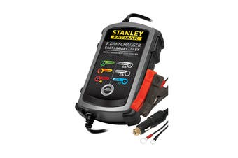 Stanley 8 Amp Battery Charger