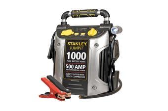 Stanley 500Amp Jump Starter W/Compressor
