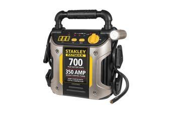 Stanley 350/700 Jump Starter With Compressor