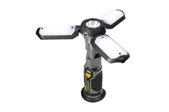Stanley Satellite Worklight - 500 Lumens- AC - DC USB Chargers - Portable Power