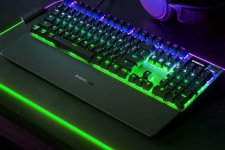 SteelSeries Apex Pro RGB Mechanical Gaming Keyboard