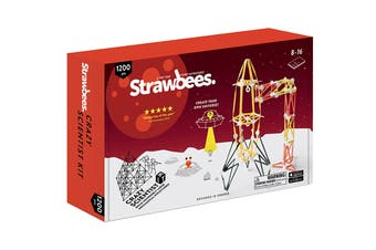 Strawbees - Crazy Scientist Kit (SB-022)