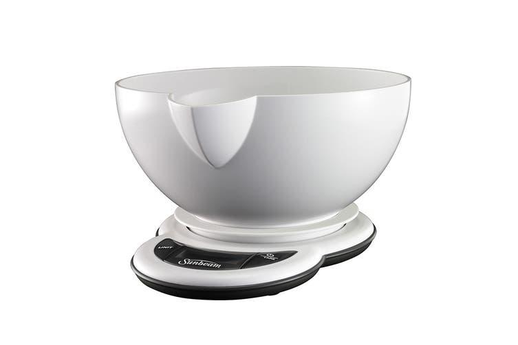 Sunbeam EasyMeasure Food Scales (FS7600)