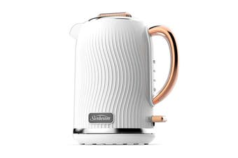 Sunbeam Coastal Collection Kettle - White Sand (KE2500WS)