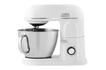 Sunbeam Planetary Mixmaster The Master One with BONUS Glass Bowel - White (MXM5000WH)