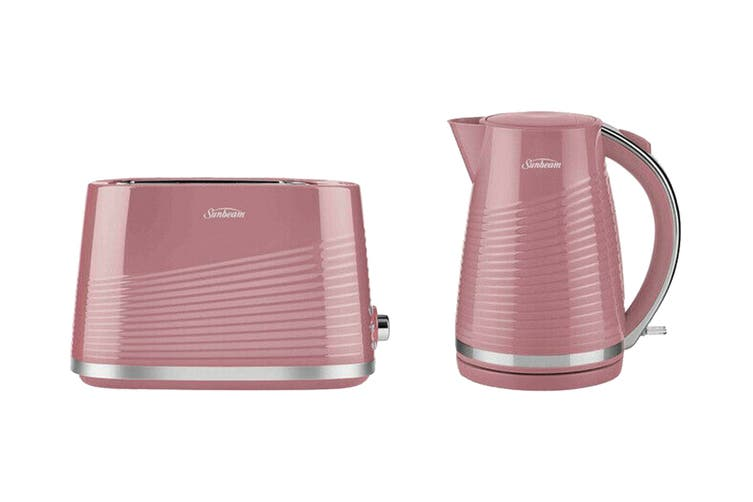 Sunbeam Curve All Sorts Breakfast Set - Cameo Rose (PUP2000RS)