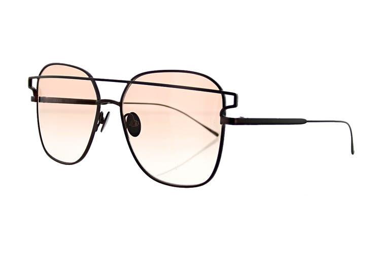 Sunday Somewhere JESSE Sunglasses (Rose Gold, Size 57-16-145) - Pink1