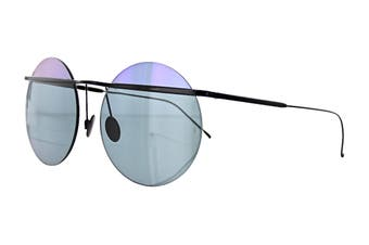 Sunday Somewhere MINGGU Sunglasses (Black, Size 57-17-145) - Purple/Black