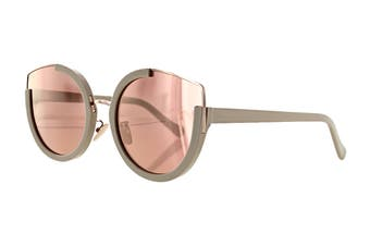 Sunday Somewhere NAY Sunglasses (Blush, Size 60-24-145) - Rose Gold