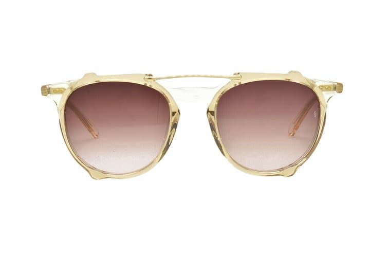 Sunday Somewhere ODIN Sunglasses (Ale, Size 48.5-21.5-148) - Brown