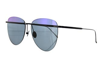 Sunday Somewhere TALLULAH Sunglasses (Black, Size 58-16-145) - Purple/Black