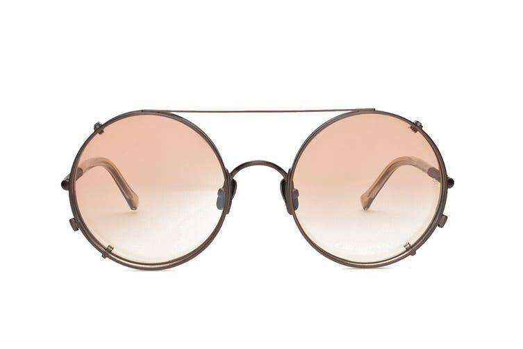 Sunday Somewhere VALENTINE Sunglasses (Rose Gold, Size 53-23-145) - Pink1