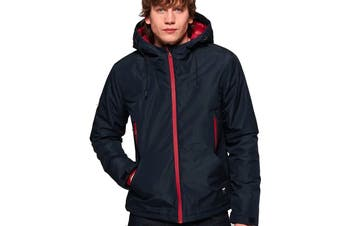 Superdry Men's Padded Elite Jacket (Navy, Size M)
