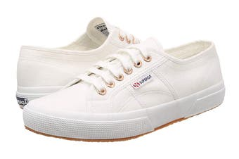 Superga Unisex 2750-Cotu Classic Shoe (White)