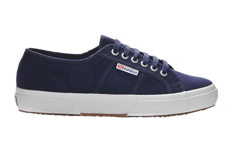 Superga Unisex 2750-Cotu Classic Shoe (Navy Blue, Size 35 EU)