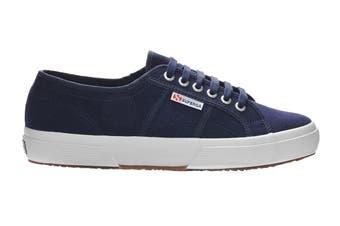 Superga Unisex 2750-Cotu Classic Shoe (Navy Blue, Size 38 EU)